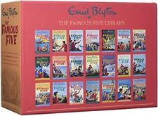 Famous Five Series 21 Books Collection [Sep 28, 2016] Blyton, Enid