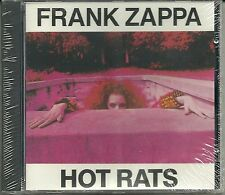 Zappa, Frank Hot Rats Gold CD Ryko Neu OVP Sealed RCD10066
