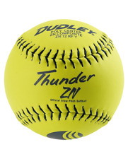 Dudley Thunder ZN Stadium Stamp 12″ USSSA 47/450 Slowpitch Softball (1 Dozen)