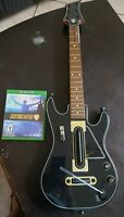 Xbox One Guitar Hero Live Bundle, Wireless Guitar, Dongle & Game Tested