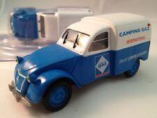 1/43 CITROEN 2CV CAMPING GAS FURGONETA NOREV DIECCAST