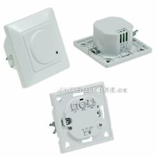 HF-Bewegungsmelder Unterputz UP Motion Detektor 3-Draht Melder auch LED Radar