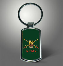 British Army Keyring / Key Chain + Gift Box
