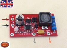 Módulo de Carga Controlador MPPT Panel Solar De 10.8V 12.6V 3 Paquetes de Batería de litio