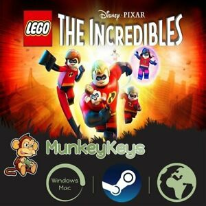 LEGO The Incredibles (Steam)