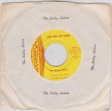 BAILEY SISTERS {60s Honky Tonk} You Feel The Same / Runnin' Back For More ♫HEAR