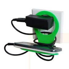 Mobile Cell Phone MP3 Charger Shelf Holder Cradle Gadget Foldable Home Office