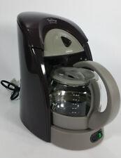 SUNBEAM TEA DROP HOT TEA MAKER BREWER MACHINE MAKER BROWN TAN MODEL # HTM5B