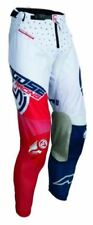 Pantaloni blu per motociclista Uomo Taglia 32