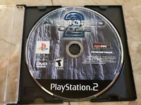 Armored Core 2 (Sony PlayStation 2, 2000) PS2 Game Disc Only