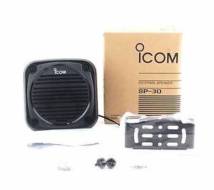 NEW ICOM SP-30 Speaker for ID-5100A ID-5100E IC-2730A IC-2730E IC-F9511 IC-F1721