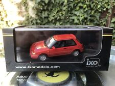 IXO Mazda 323 GTR 1991 Red 1/43 MIB CLC236