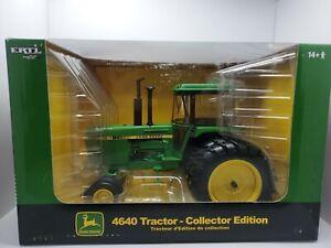 John Deere 4640 Tractor Collectors Edition 1/16