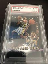 2000 Topps Chrome Reggie Miller PSA 9 POP 1 Of 1 Pacers HOF UCLA Legend