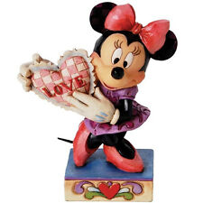 NEW OFFICIAL Disney Traditions Minnie Mouse My Love Figurine Figure 4026085
