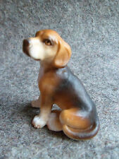 SCHLEICH 16302, Beagle Dog, Pets Series, c 1994 Retired, Guaranteed Authentic