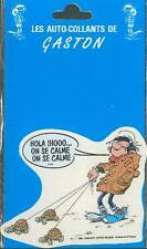 Franquin autocollant Gaston Lagaffe 1990 (1)