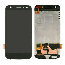 LCD Digitizer Display Touch Screen Frame For Motorola Moto Z2 Force XT1789