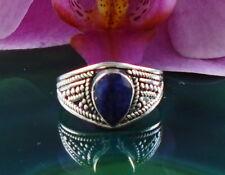 Ring Lapislazuli Stone of Friendship Sterling Silver 925