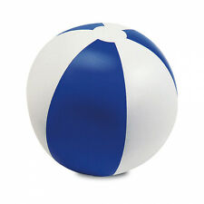 "9"" Inflatable Blowup Colour Panel Beach Ball Holiday Party Swimming Garden Toy"