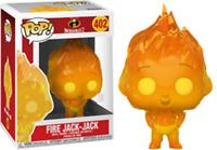 Exclusive Incredibles Fire Jack-Jack Funko Pop Vinyl New in Mint Box