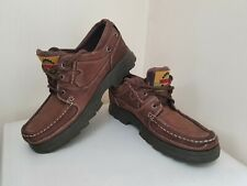 Mens Brown Kellys Shoes Size 10