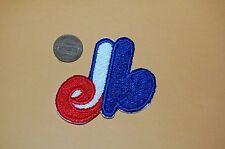 "Montreal Expos 1969-2004 Alternate Logo 2 1/2""  Logo Patch :Baseball"