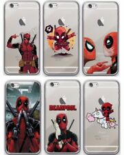 Deadpool Pictorial Mobile Phone Cases & Covers for iPhone 7