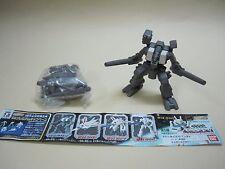 Macross Mission Part 1 - TOMAHAWK  Gashapon Figure Robotech