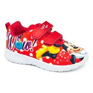 Schuhe Disney MINNIE SNEAKER Große 26-33