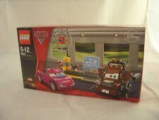 LEGO 8424 Pixar CARS 2 MATER's Spy Zone Neuf/Scellé