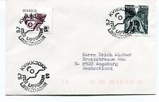 1983 KVIKKJOKK LINNEDAGAR ITER LAPPONICUM Sverige Augsburg Polar Antarctic Cover