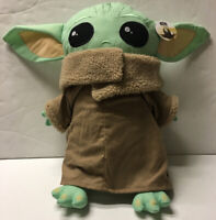 "Disney Star Wars Mandalorian The Child Pillow Buddy 18"" Tall Baby Yoda LucasFilm"