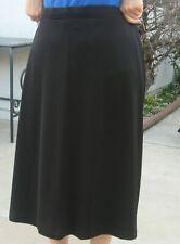 Kasper Black Skirt  Women's Size - 3X