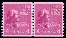 Momen: Us Stamps #843 Pair Mint Ogph Pse Graded Cert Xf-Sup 95