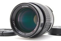 Nikon Lens Ai-s Nikkor 105mm f2.5 MF F mount Prime lens made in JAPAN