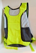TURN SIGNAL CYCLING BIKING HIKING BACKPACK Safety Reflective Berkshire New $80