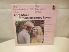 NORMAN LUBOFF CHOIR ~ Love Music For Contemporary Lovers ~ PIP 6805