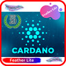 250 Cardano (ADA) CRYPTO MINING-CONTRACT (250 ADA), Crypto Currency
