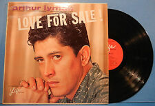 THE ARTHUR LYMAN GROUP LOVE FOR SALE LP 1963 MONO ORIG PRESS NICE COND! VG+/VG!!