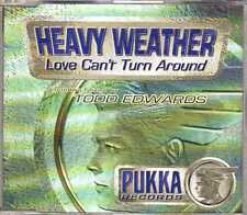 Heavy Weather - Love Can't Turn Around - CDM - 1996 - House 6TR Todd Edwards