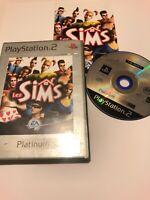 😍 jeu playstation 2 ps2 pal fr complet les sims