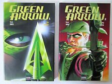 """2 BD  collection SEMIC books  """"GREEN ARROW """" tomes 1-2"""