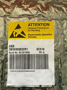 ABB: 3BSE00003832R1-sc510, advant controller 450 submodule carrier without CPU