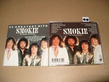 Smokie 20 Greatest Hits 1993 cd very good condition