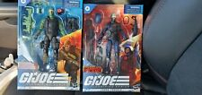 Beach Head & Cobra Trooper G.I Joe Classified Series Cobra Island. Mint