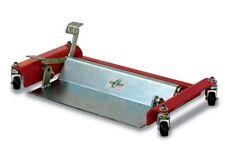 Carrello Accostamoto con alzata a pedale portata 400kg Omcrop FR-08