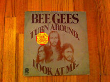 BEE GEES Turn Around Look At Me BAN-90011 Australian Sessions Vinyl Record LP