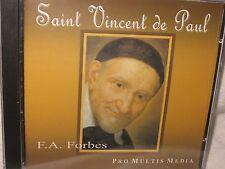 CD Saint Vincent de Paul By F A Forbes Audio Book