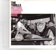 (DW459) The Thrills, Nothing Changes Around Here - 2007 DJ CD